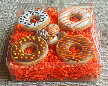 Donut Theme Gift Box Set